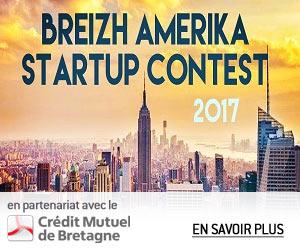 Participez au Breizh Amerika Startup Contest !