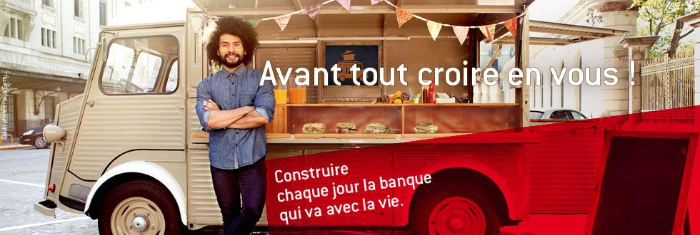 Crédit Mutuel de Bretagne - Avant tout croire en vous !
