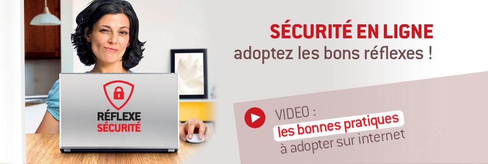 Sécurité en ligne : adoptez les bons pratiques sur Internet