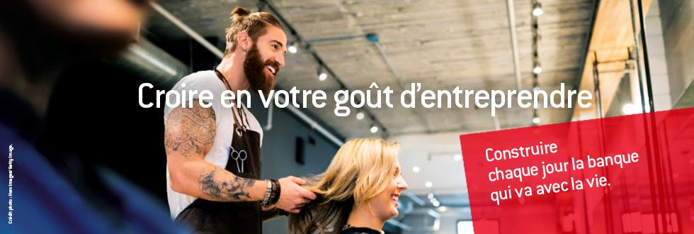 Crédit Mutuel de Bretagne - Croire en votre goût d'entreprendre