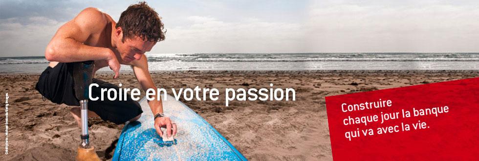 Crédit Mutuel de Bretagne - Croire en votre passion
