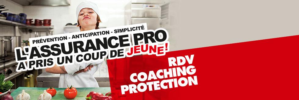 Prenez rendez-vous avec votre conseiller pour un rendez-vous coaching sur les protections en assurances