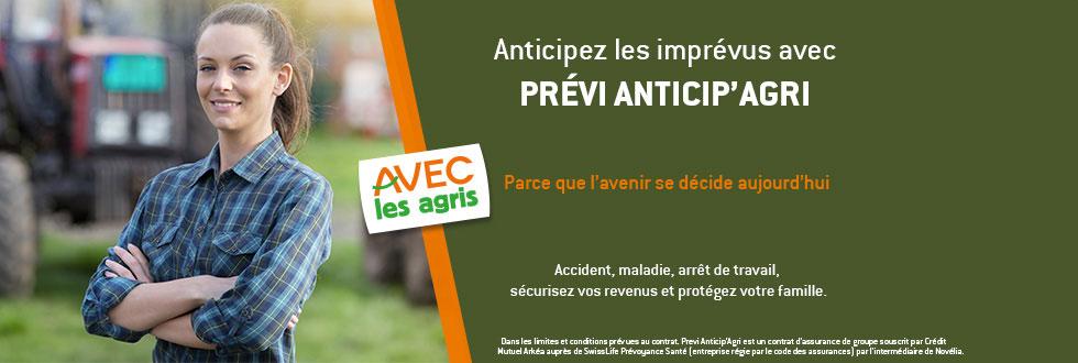 Prévi'Anticip AGRI