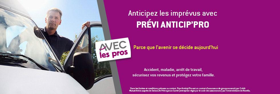 Prévi'Anticp PRO