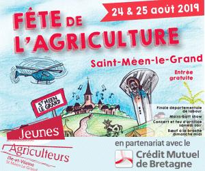 Fête de l'agriculture à St Méen le grand