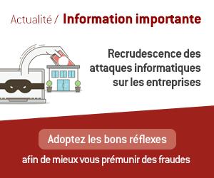 Information : Recrudescence d'attaques informatiques sur les entreprises